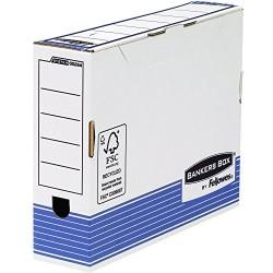 SCATOLA ARCHIVIO DORSO 8 Fellowea BANKERS BOX SYSTEM 00264