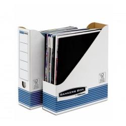 PORTARIVISTE DORSO 8 Fellowes BANKERS BOX SYSTEM 00263