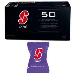 CAPSULA CAMOMILLA ESSSE CAFFE - Conf da 50 pz.
