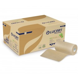 PACCO 12 ASCIUGAMANI A ROTOLO LUCART ECO NATURAL 70 JOINT