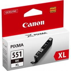SERBATOIO INCHIOSTRO NERO Canon PIXMA 551 XL BK