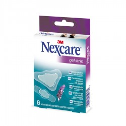 SCATOLA 4+2 CEROTTI gel strip foot 3M Nexcare