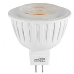 LAMPADA LED MR16 7,5W GU5,3 2700K luce bianca calda