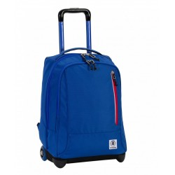ZAINO TROLLEY INVICTA    TINDY PLAIN OLYMPIAN BLUE