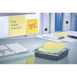 KIT DISPENSER POSTITZ-NOTES XL SUPER STICKY