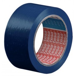 NASTRO ADESIVO PVC 66MTX50MM BLU 4204 TESA