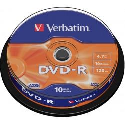 CAMPANA 10 DVD-R Verbatim