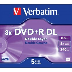 DVD+R DUAL LAYER Verbatim