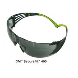 OCCHIALI DI PROTEZIONE Classic SecureFit SF402AF LENTE GRIGIA 3M
