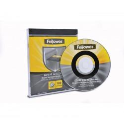 CD DI PULIZIA PER LETTORE CD/DVD Fellowes