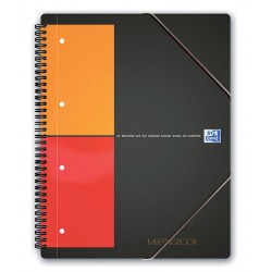 19003 BLOCCO SPIRALATO   OXFORD MEETINGBOOK 6MM