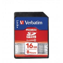 SDHC Card 2.0 16 GB Verbatim CLASS 10