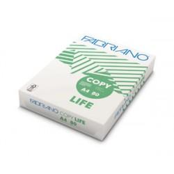 19012RS.FABRIANO COPYLIFE A4 EXTRABIANCA RICIC.80%