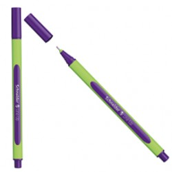 FINELINER LINE-UP 0.4mm VIOLETTO SCHNEIDER - Conf da 10 pz.