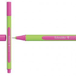 FINELINER LINE-UP 0.4mm ROSA SCHNEIDER - Conf da 10 pz.