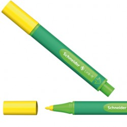 FINELINER LINK-IT 0.4mm GIALLO ORO SCHNEIDER - Conf da 10 pz.