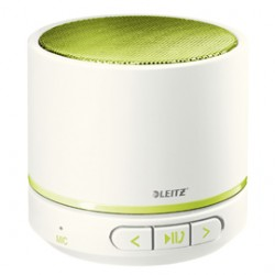 MINICASSA AUDIO PORTATILE BLUETOOTH WOW VERDE LEITZ