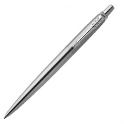 PENNA A SFERA PARKER JOTTER STAINLESS STEEL CT FUSTO IN ACCIAIO