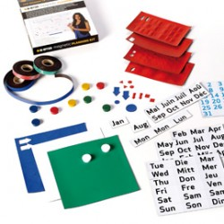 MAGNETIC PLANNING KIT Bi-Office