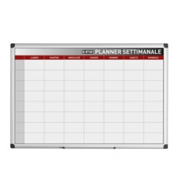 PLANNER MAGNETICO SETTIMANALE 90x60cm Bi-Office