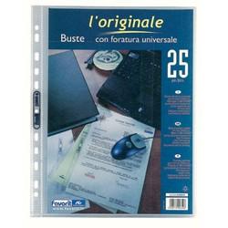 49083 CF.25 BUSTE C/FORI FAVORIT/TOP liscia extra