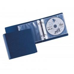 RACCOGLITORE PORTA CD-DVD A 2 ANELLI DISCO 25 sei rota
