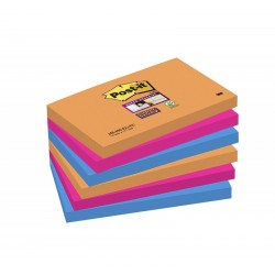 BL.6 Post-it Super Sticky Notes 655 BANGKOK 3M