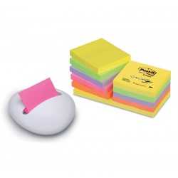 SET DISPENSER Post-it Z-Notes KARIM 3M