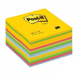 CUBO Post-it Notes 2030 U ULTRACOLOR 3M
