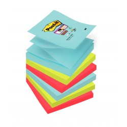 BL.6 Post-it Z-Notes Super Sticky R330 MIAMI 3M