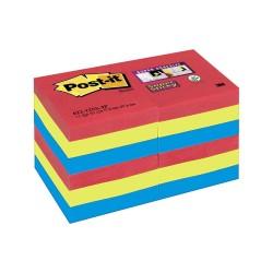 BL.12 Post-it Notes Super Sticky 622 BORA BORA 3M