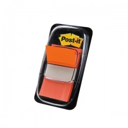 CF.50 SEGNAPAGINA Post-it Index MEDIUM ARANCIO 680-4 3M