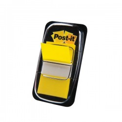 CF.50 SEGNAPAGINA Post-it Index MEDIUM GIALLO 680-5 3M