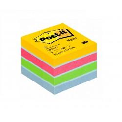 MINI CUBO Post-it Notes 2051-U ULTRACOLOR 51X51 3M