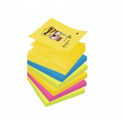BL.6 Post-it Z-Notes Super Sticky R330 RIO 3M