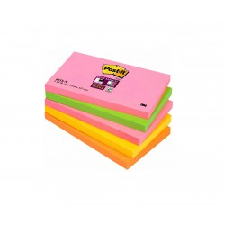 BL.5 Post-it Notes Super Sticky 655S CAPE TOWN 3M