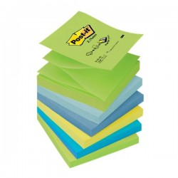 BL.6 Post-it Z-Notes R-330-6R DREAM 3M