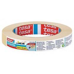 ROTOLO NASTRO IN PVC 9X66 TRASPARENTE tesa 4204