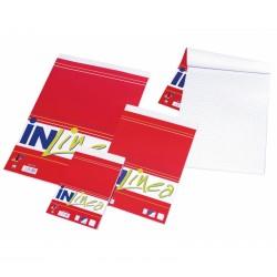 11006 BLOCCO PIGNA IN    UFFICIO RED A5 5MM 70FG