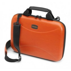 BORSA PORTA PC CAMBRIDGE 13 RIGIDA ARANCIO FEDON