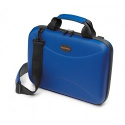 BORSA PORTA PC CAMBRIDGE 13 RIGIDA BLU FEDON