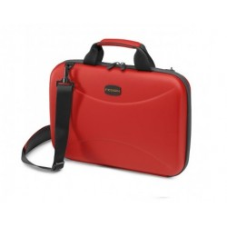 BORSA PORTA PC CAMBRIDGE 13 RIGIDA ROSSO FEDON