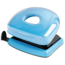 PERFORATORE JOY    REXEL HIGH GLOSS BLU