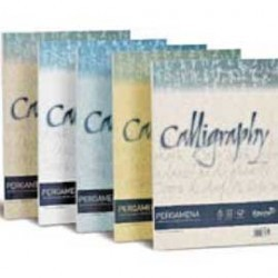 CARTA CALLIGRAPHY 90GR A4 50FG 04 NOCCIOLA