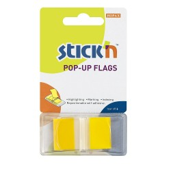BLISTER SEGNAPAGINA stick'n POP-UP FLAGS 2134-GL
