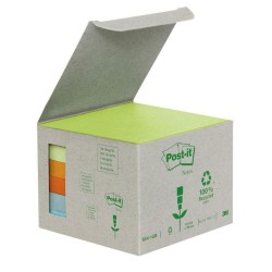 CF.6 Post-it Notes green 654-1GB COLORATI 3M