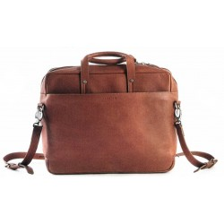 BUSINESS BAG L CAMPO RIVET 37X34X11