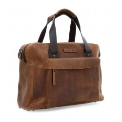 BUSINESSBAG M ANTIC CASUAL 35X26X12 PELLE