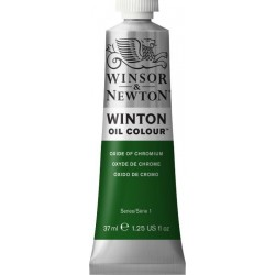 TUBETTO OLIO WINTON 37ML OSSIDO DI CROMO