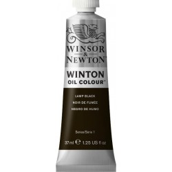 TUBETTO OLIO WINTON 37ML NERO BUGIA